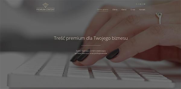PREMIUM CONTENT - Treść premium dla Twojego biznesu